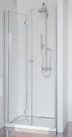 Badstuber Smart vouwdeur 100x195cm douchedeur links