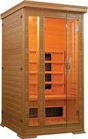 Badstuber Infrarood Sauna Punto 90x90 cm 1350W 1 Persoons