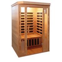 Badstuber Infrarood Sauna Komfort 125x120 cm 1850W 2 Persoons