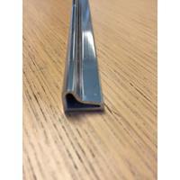 Wiesbaden Aluminium bodemstrip lengte 58cm
