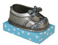 Clayre & Eef Tandendoosje (schoen) 4x6x4 cm