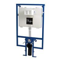 Plieger Inbouwreservoir  Flair Compact 3/6 ltr Inbouwdiepte 9 cm