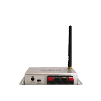 Badkameraudio Aquasound Bluetooth Music Center zonder Speakerset 35W