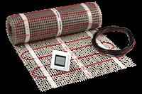 Danfoss EFTI 150 vloerverwarming set, 4m2, 600W, (lxbxd) 800x50x0.35cm, 230V