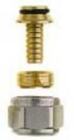 Heimeier Alto Plan aansluitmateriaal Aansluitkoppeling voor 16 mm. kunststofbuis (9540308)