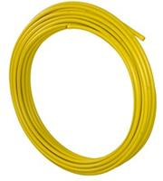 Uponor gas buis 32 x 3 mm 50 m, geel