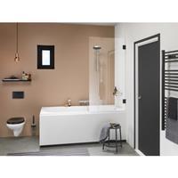 Get Wet By Sealskin Badwand I AM 85x160 cm Zwart