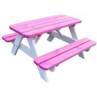 sens-line Kinder picknickset - roze