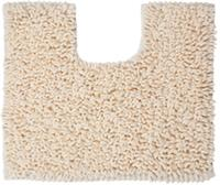 Sealskin Twist toiletmat microfiber 45x50 ivoor