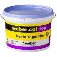 Weber pasta tegellijm 8kg