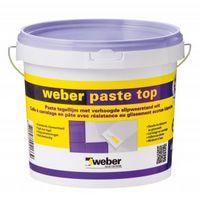 Weber paste top tegellijm wit 4kg