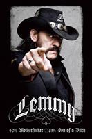 Motörhead Lemmy Kilmister - 49% Mofo