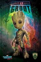 Guardians Of The Galaxy 2 - I Am Groot - Space
