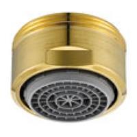 Neoperl straalregelaar M24 goud 10600998