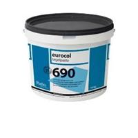 Eurocol 690 Tegelpasta tegelpasta emmer a 4 kg. geen kleur