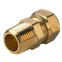 "Vsh Super S1202 koppeling 3/4"" bu. x 12 mm recht, messing"