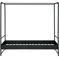 VTWonen Hemelbed Bunk metaal zwart 120x200cm