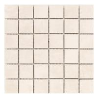 Cristacer Mozaïektegel  Pascal Blanco 33.3x33.3 cm