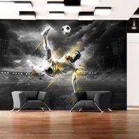 Fotobehang - Voetbal Legende