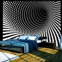 Fotobehang - Abstracte achtergrond 3D