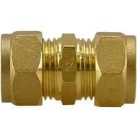 Sub p-901 knelkoppeling 8 x 8 mm recht
