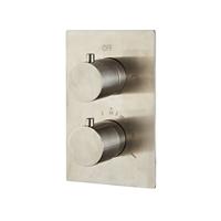 saniclear Exclusive volledig 304 RVS complete inbouw thermostaatkraan
