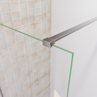 saniclear Redro stabilisatiestang 120cm RVS