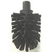Guo R-line RESERVE CLOSETBORSTEL LOS ZONDER STEEL zwart 61182