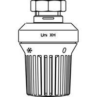 Oventrop thermostaatkop Uni XH M30x1.5 zonder nulstand wit 1011364