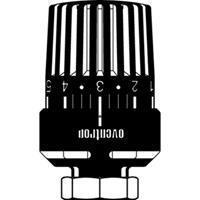Oventrop thermostaatkop Uni LH M30x1.5 met nulstand chroom 1011469
