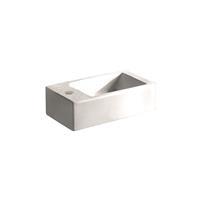 BWH Design Recto fontein 24,5x50x12 cm