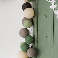 Cotton Ball Lights CBL-premium Urban Green