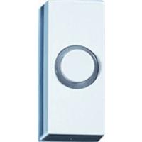 Friedland beldr Lightspot, kunststof, wit, (lxbxh) 60x26x24mm, met verl