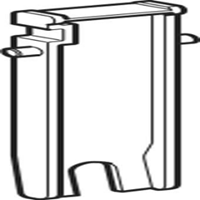 Geberit toebehoren voor spoelreservoir type toebehoren onderbrekerset toepassing voorwandsysteem voor bedieningsplaten 24.