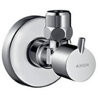 Axor Hoekstopkraan S-Design Chroom