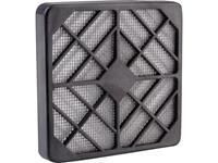 Wallair N40979 Ventilatierooster met filter (b x h) 12 cm x 12 cm