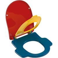 Villeroy & Boch Villeroy en Boch Ronde WC Bril voor kinderen Alpenwit AntiBac 8M1261T1