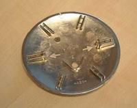 viega Tempoplex afdekplaat 6 nokken 12 cm, chroom