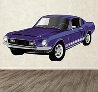 tenstickers Auto Ford Mustang