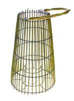 Eigen merk Lantaarn Ø23,5xh36cm olijf groen