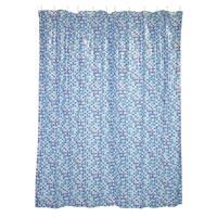 MSV douchegordijn Concept blauw 180cm