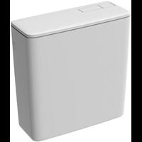 Geberit toiletreservoir AP128 9L met 2 toetsen wit