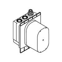 Grohe Eurosmart Cosmopolitan E inbouwbox v. infrarood opbouwsets m. stopkraan t.b.v. voorgemengd of koud water 36337001