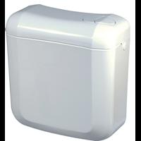 Baseline duoblok reservoir 3/6L dual flush wit