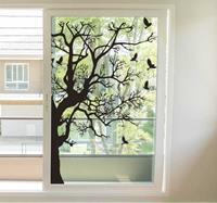 tenstickers Takken raamzelfklevende sticker