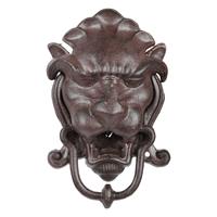 Esschert Design Deurklopper leeuwenkop gietijzer