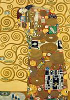 PGM Gustav Klimt - Die Erfüllung Kunstdruk 21x29.7cm