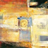 PGM Bea Danckaert - Colorfield I Kunstdruk 98x98cm