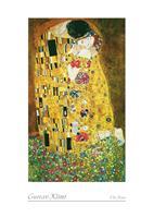 PGM Gustav Klimt - Der Kuss Kunstdruk 50x70cm