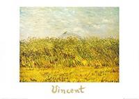 PGM Vincent Van Gogh - The Wheat Field Kunstdruk 70x50cm